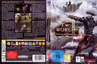 Two Worlds II - Pirates of the Flying Fortress PC DVD borító - angol